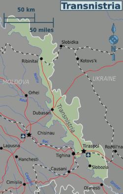 R. Moldova. Tensiuni în zona de securitate cu Transnistria