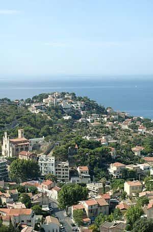 Dirne Marseille